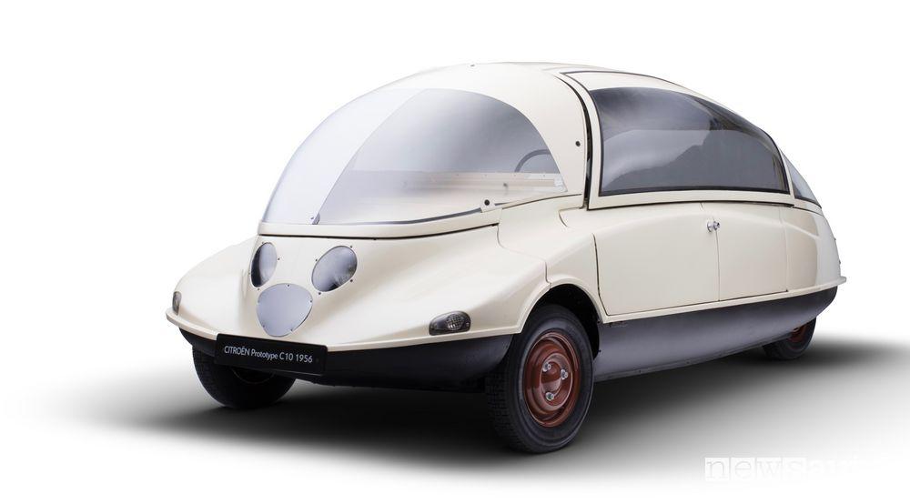 Concept-car Citroën C10
