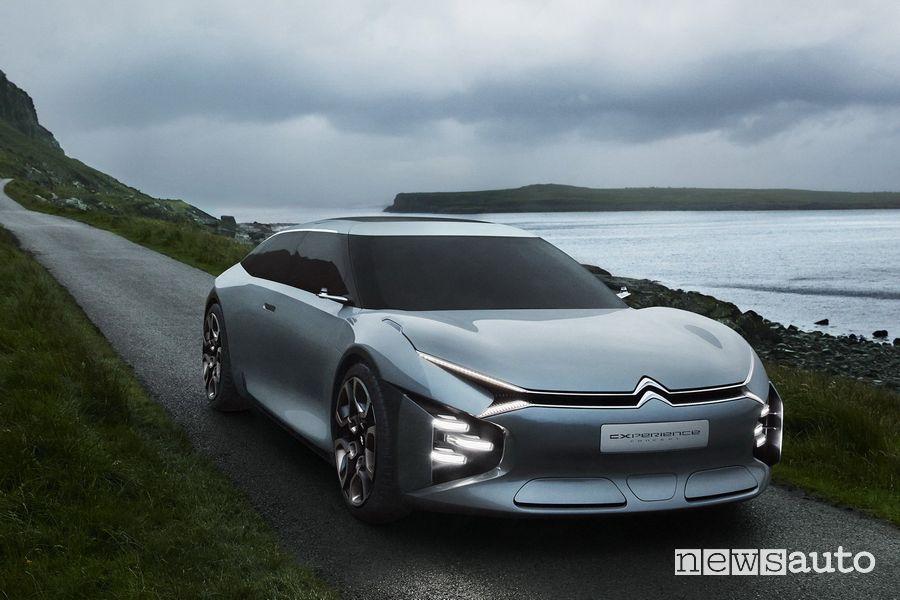 Concept-car Citroën CXperience