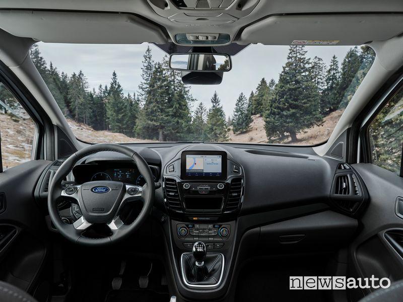 Plancia strumenti abitacolo Ford Tourneo Connect Active