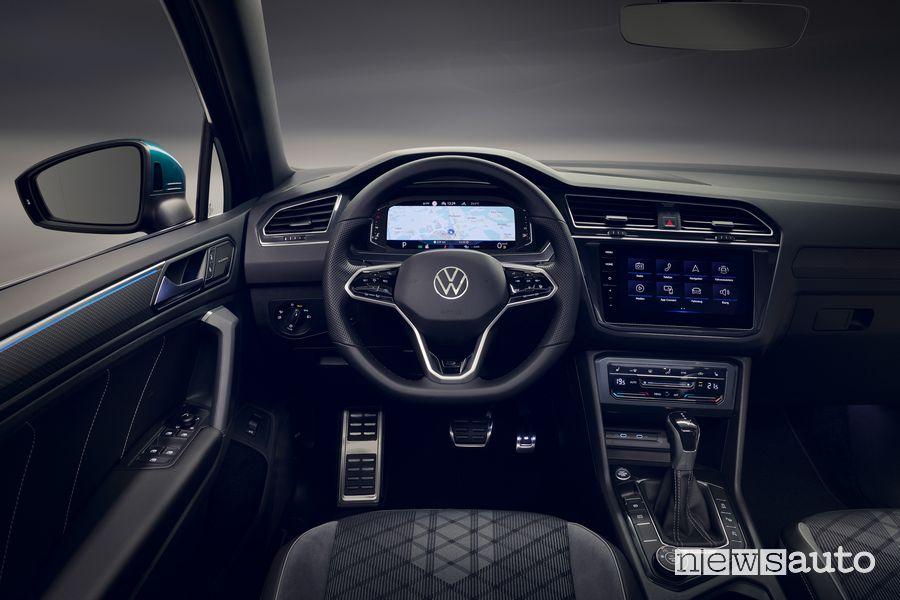 Plancia strumenti abitacolo Volkswagen Tiguan 2021 R Line