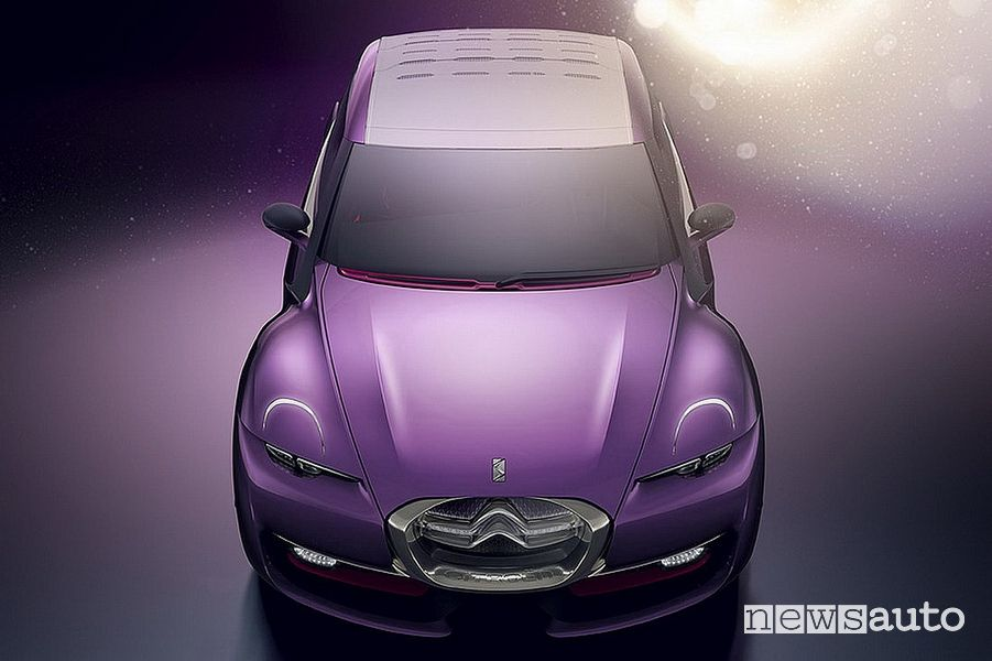 Concept-car Citroën Revolte