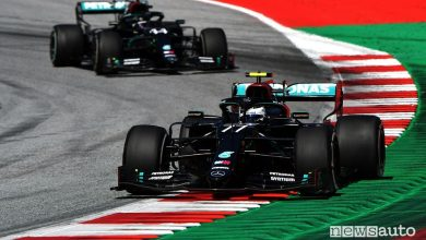 Photo of F1 Gp Austria 2020, vittoria Mercedes con Bottas [foto classifiche]