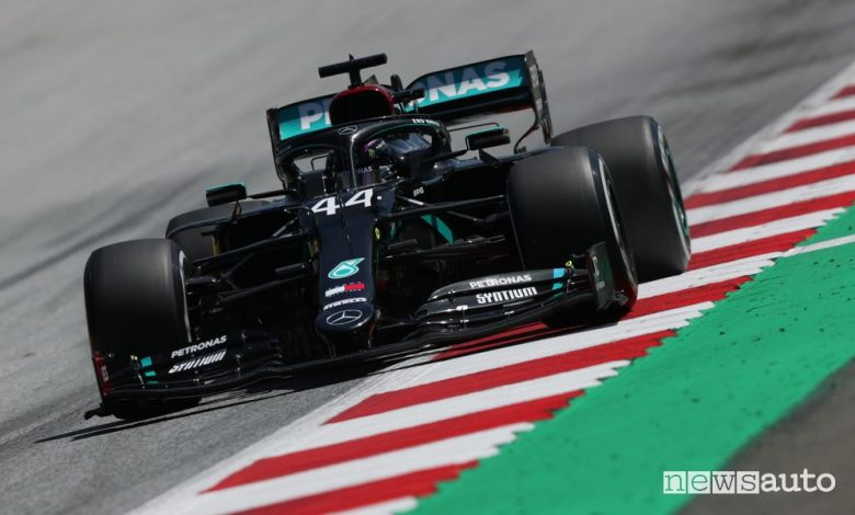 F1 Gp Stiria 2020, doppietta Mercedes