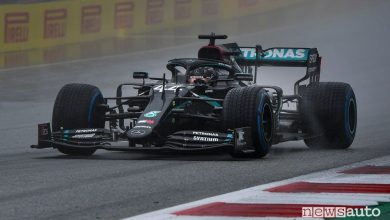 Photo of Qualifiche F1 Gp Stiria 2020, la griglia di partenza
