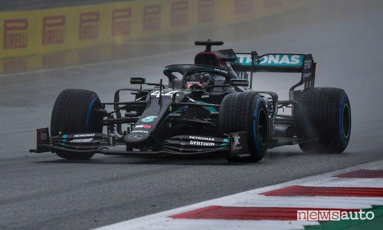 Qualifiche F1 Gp Stiria 2020, la griglia di partenza