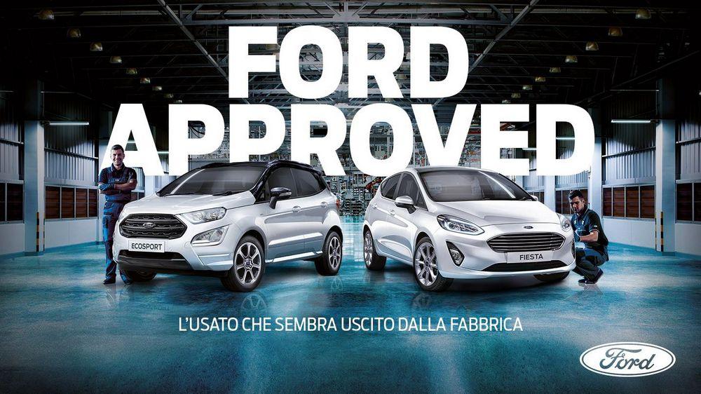 programma Ford Approved prevede auto usate garantite con meno di 5 anni