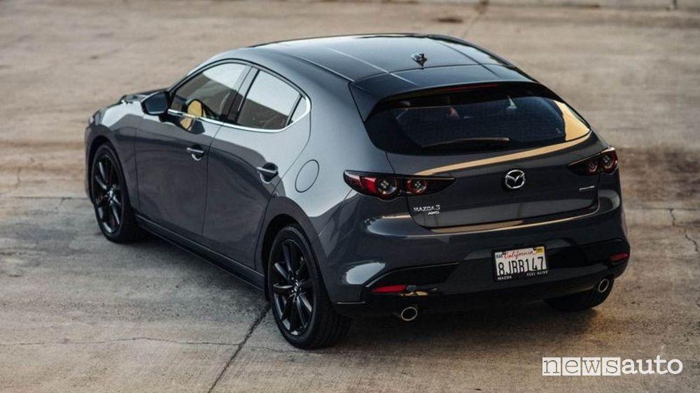 Mazda3 turbo, caratteristiche