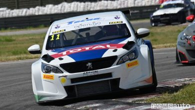 Photo of Trofeo Super Cup, 2° posto per la Peugeot 308 TCR a Magione