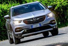 Photo of Opel Grandland X, prova su strada come va il motore 1200 Turbo