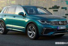 Photo of Volkswagen Tiguan 2021, anche ibrida plug-in, caratteristiche