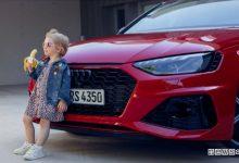 Photo of Spot Audi con la bambina e la banana, bocciato è sessualmente provocatorio