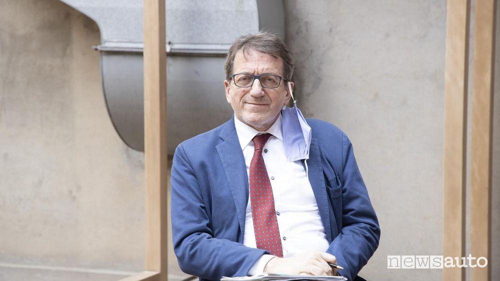 Gian Carlo Muzzarelli, Sindaco di Modena
