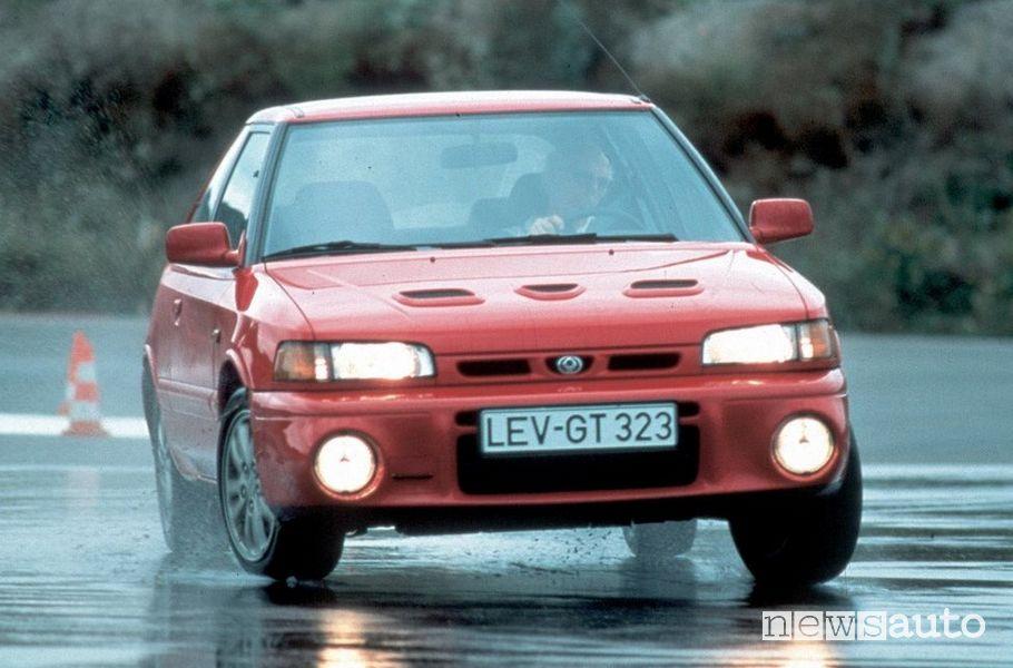 Mazda 323 GT-R AWD del 1993