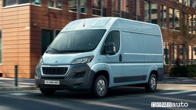 Photo of Peugeot e-Boxer, il furgone elettrico large van di PSA