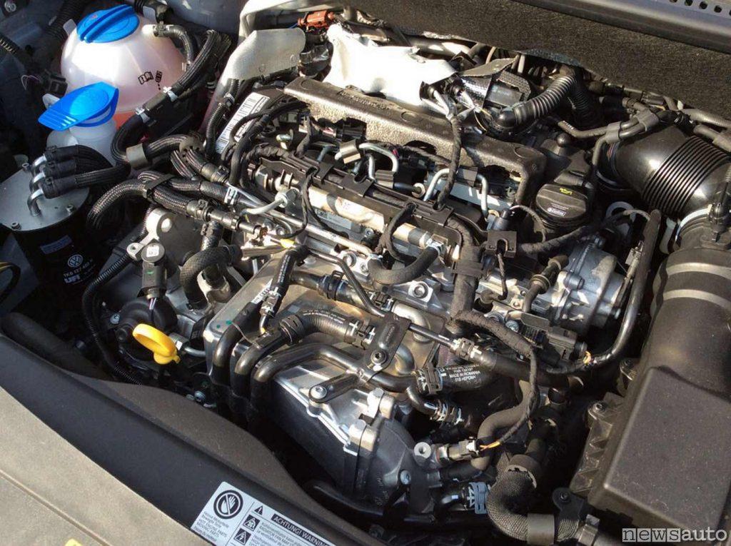 Sul Caddy arrivano motori diesel sempre più puliti