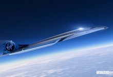 Photo of Aereo più veloce al mondo, jet supersonico volo Londra-  New York 2 ore