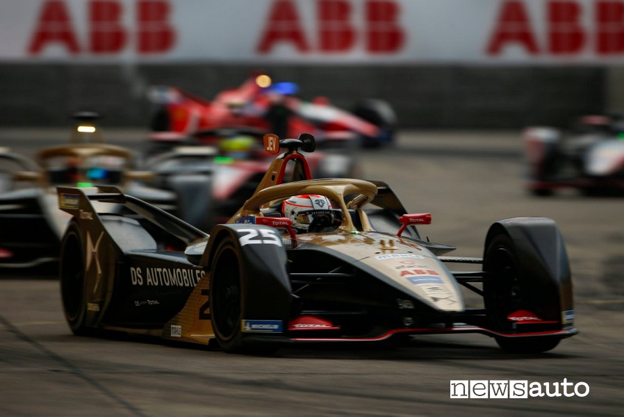 Vergne DS Techeetah ePrix Berlino