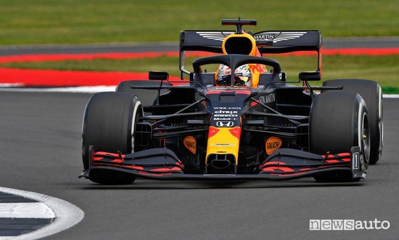 F1 Gp 70° Anniversario 2020