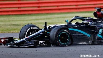 Photo of F1 Gp Gran Bretagna 2020, vince Hamilton su tre ruote [foto classifiche]