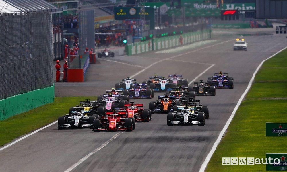 Milano Monza Motor Show 2021 all'Autodromo di Monza