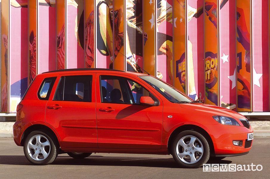 Mazda2 del 2003