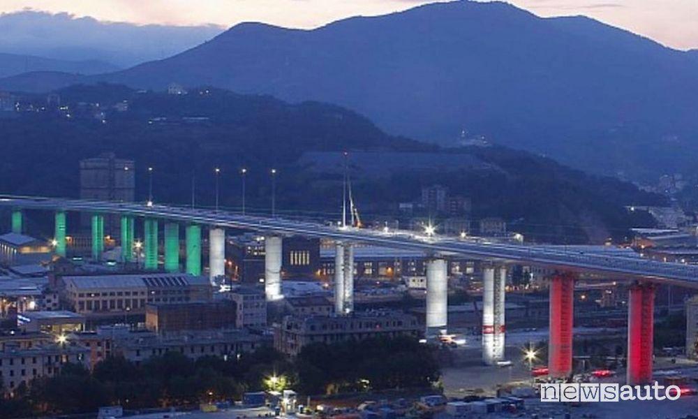 Inaugurazione nuovo ponte San Giorgio di Genova