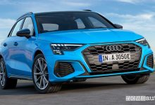 Photo of Audi A3 Sportback ibrida plug-in, caratteristiche 40 TFSI e