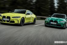 Photo of BMW M3 e M4, caratteristiche Coupè e Competition