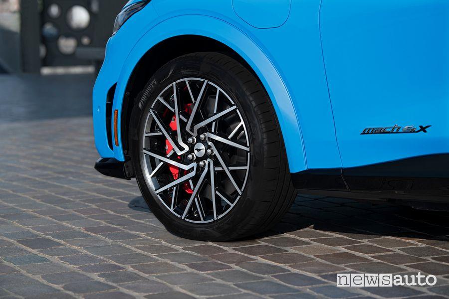"Cerchi in lega 20"" Ford Mustang Mach-E GT"