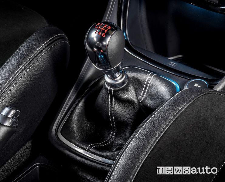 Leva cambio manuale abitacolo Ford Puma ST