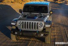 Photo of Jeep Wrangler 4xe ibrida plug-in, caratteristiche