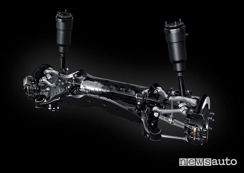 Sospensioni anteriori Lexus LS 500h