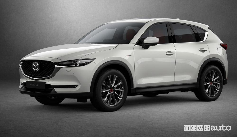 Mazda CX 5 100th Anniversary Special Edition