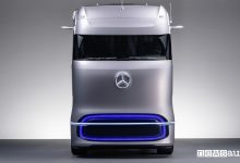 Photo of Camion a idrogeno liquido, il futuro per Mercedes è il GenH2 Truck elettrico