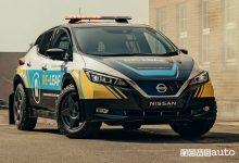 Photo of Corrente 230 volt dalla batteria dell'auto elettrica, arriva la Nissan Re-Leaf