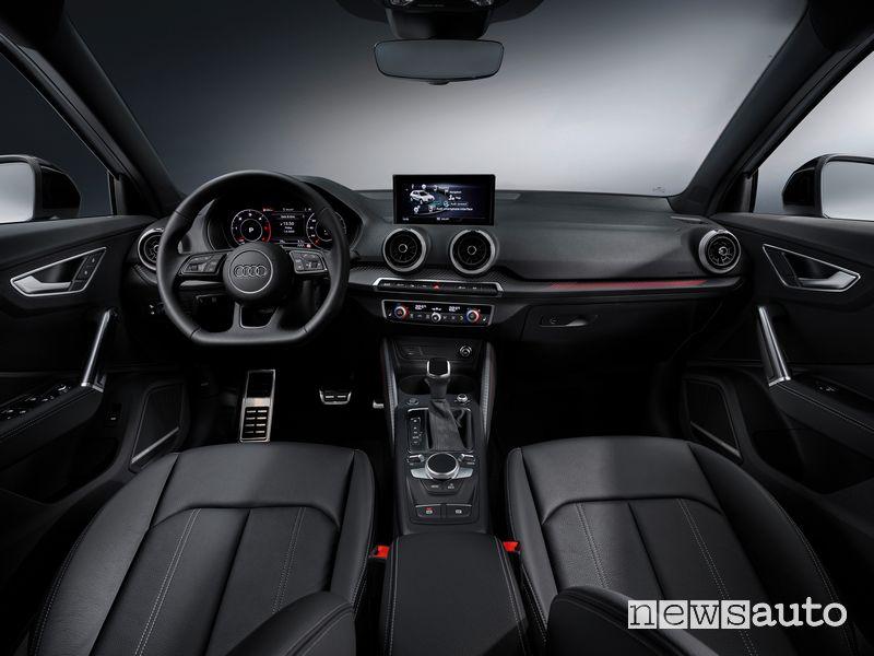 Plancia strumenti abitacolo nuova Audi Q2