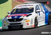 Photo of Peugeot 308 TCR, vittoria a Vallelunga