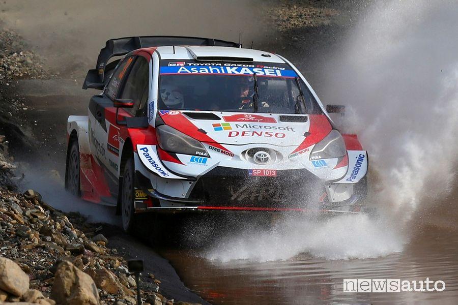 WRC Rally Turchia 2020, com'è andata Toyota Evans