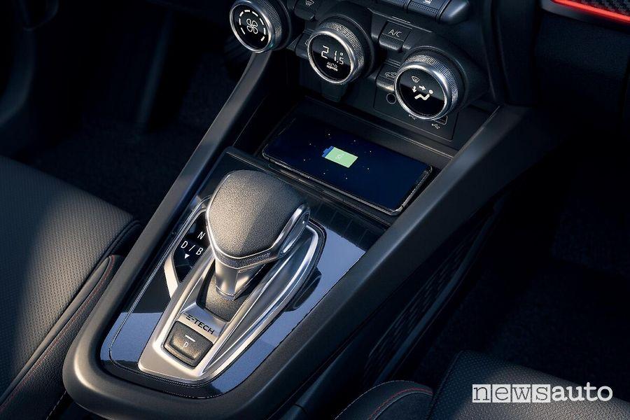 Leva cambio automatico e-shifter Renault Arkana