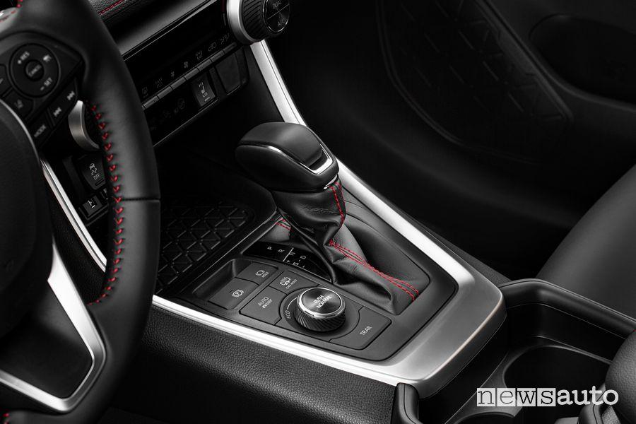 Leva cambio automatico abitacolo Suzuki Across ibrido plug-in