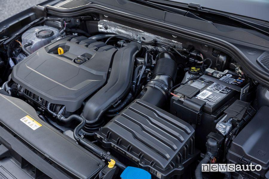 Volkswagen Golf 8 TGI a metano, caratteristiche