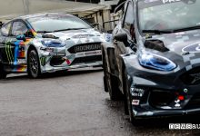 Photo of Ford Fiesta ERX elettrica, con Ken Block vince al rallycross [caratteristiche]