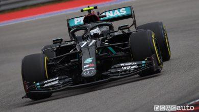 Photo of F1 Gp Russia, vittoria Mercedes con Bottas [foto classifiche]