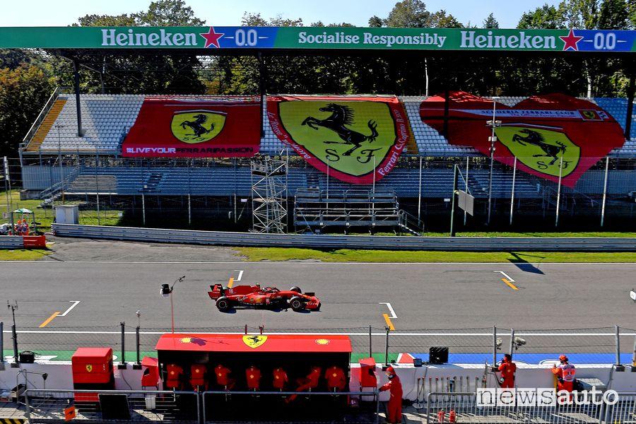 Orari Gp Toscana Ferrari 1000 F1 2020 diretta SKY e TV8