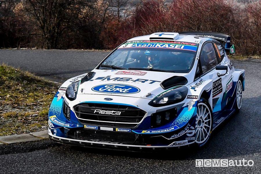 Rallylegend 2020 team M-Sport Fiesta WRC