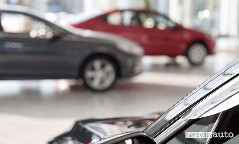 Auto vendute in Europa a settembre 2020