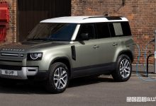 Photo of Land Rover Defender 110, ibrido plug-in PHEV, caratteristiche