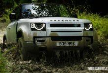 Photo of Land Rover Defender 90 e 110, caratteristiche MY 2021