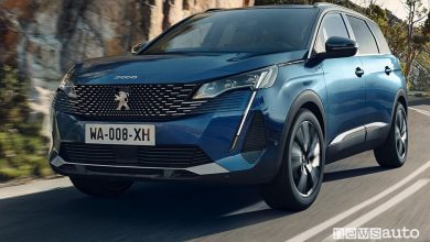 Photo of Peugeot 5008, caratteristiche restyling SUV 7 posti