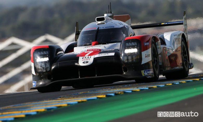 Qualifiche 24 Ore di Le Mans 2020, griglia di partenza